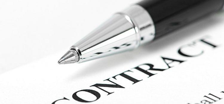 Osnove, ki jih morate poznati za sklepanje pogodb