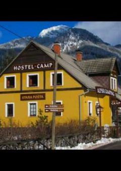 Hostel Stara pošta Jezersko